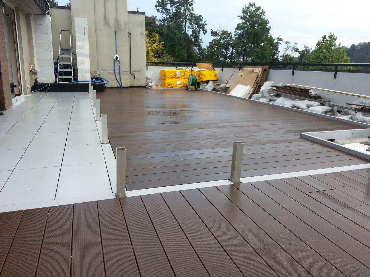 Parquet per balconi soriano pavimenti in legno - Pavimento per terrazzo ...
