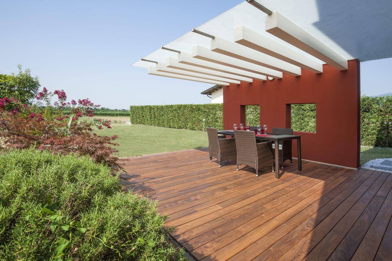 parquet Garbelotto by Soriano pavimenti Induno Olona decking_teak