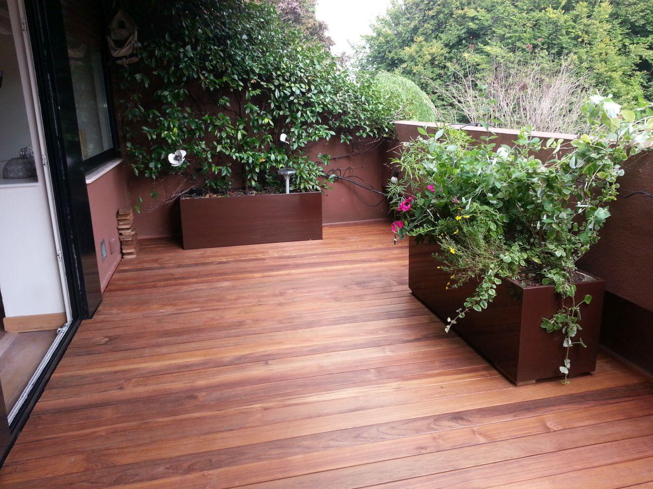 parquet per esterni by Soriano pavimenti Induno Olona  44
