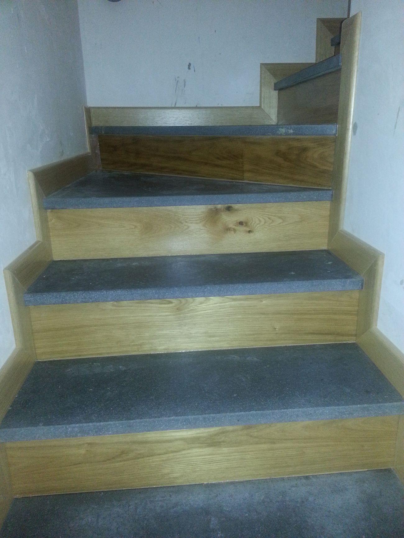parquet per rivestimenti e scale by Soriano pavimenti Induno Olona  40