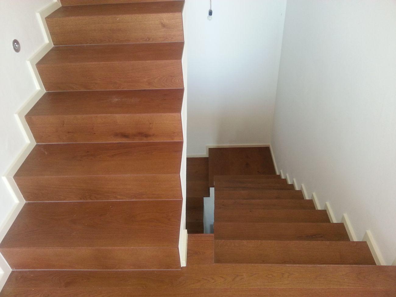 parquet per rivestimenti e scale by Soriano pavimenti Induno Olona  42