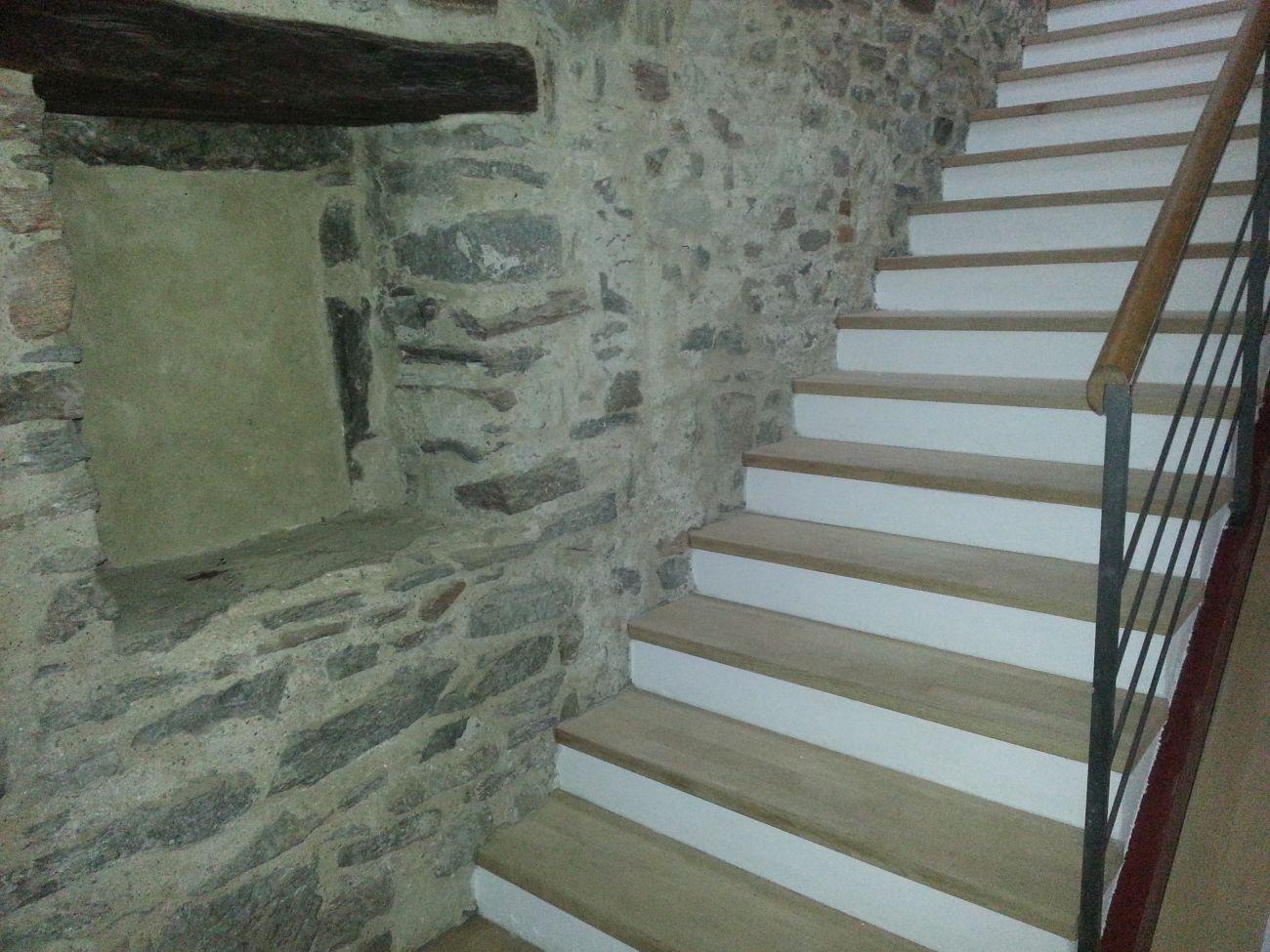 parquet per rivestimenti e scale by Soriano pavimenti Induno Olona  47