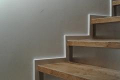 parquet per rivestimenti e scale by Soriano pavimenti Induno Olona