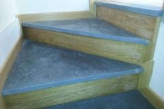 parquet per rivestimenti e scale by Soriano pavimenti Induno Olona  39