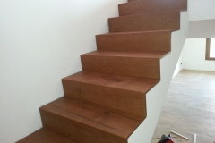 parquet per rivestimenti e scale by Soriano pavimenti Induno Olona  41