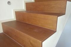 parquet per rivestimenti e scale by Soriano pavimenti Induno Olona  43