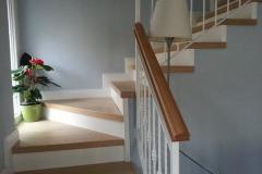 parquet per rivestimenti e scale by Soriano pavimenti Induno Olona  46