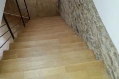 parquet per rivestimenti e scale by Soriano pavimenti Induno Olona  48
