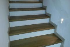 parquet per rivestimenti e scale by Soriano pavimenti Induno Olona  49